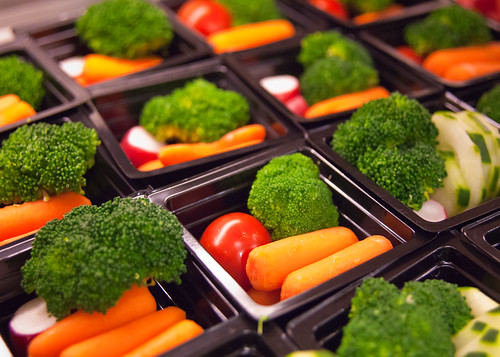 Smart Snacking vegetables to go