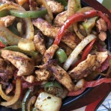 Turkey and Pepper Fajitas