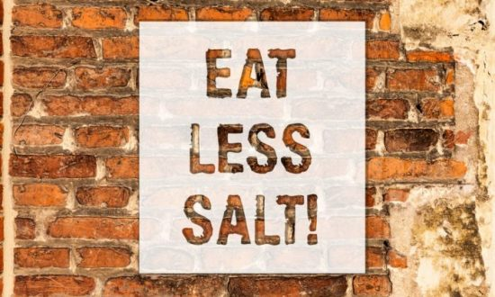 Tips to Cut the Sodium in your Diet